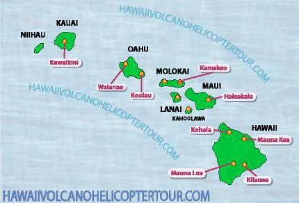 hawaii volcano map | Eric Fab0808 | Flickr