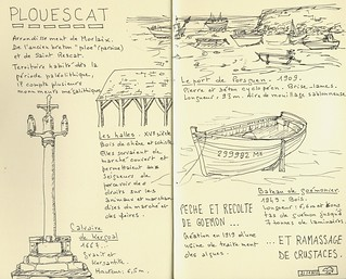 "SKETCHBOOK ""Plouescat"" © 