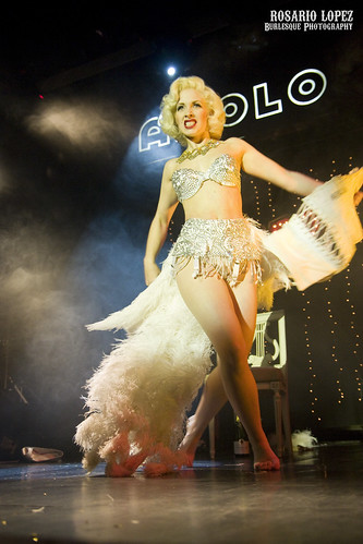 Miss Banbury Cross, TABOO | by Rosario Lopez Concert Photography