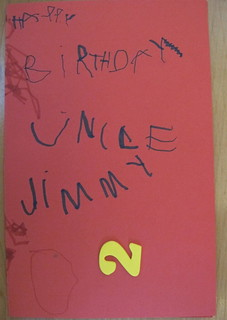 Happy Birthday Uncle Jimmy | by Lily White