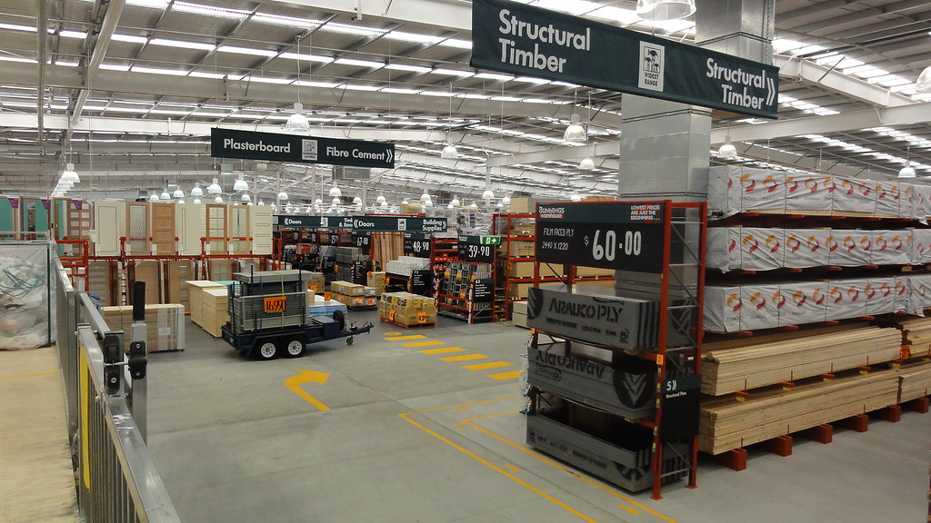 bunnings prospect   by rs 1990 bunnings prospect   structural timber inside the new prospec u2026   flickr  rh   flickr