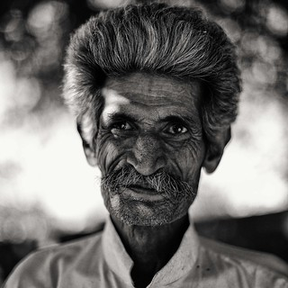 Face of Rajasthan local man | by snowpine