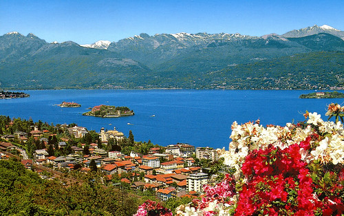 Stresa - Lake Maggiore and Borromean Islands (Postcard) | by roger4336
