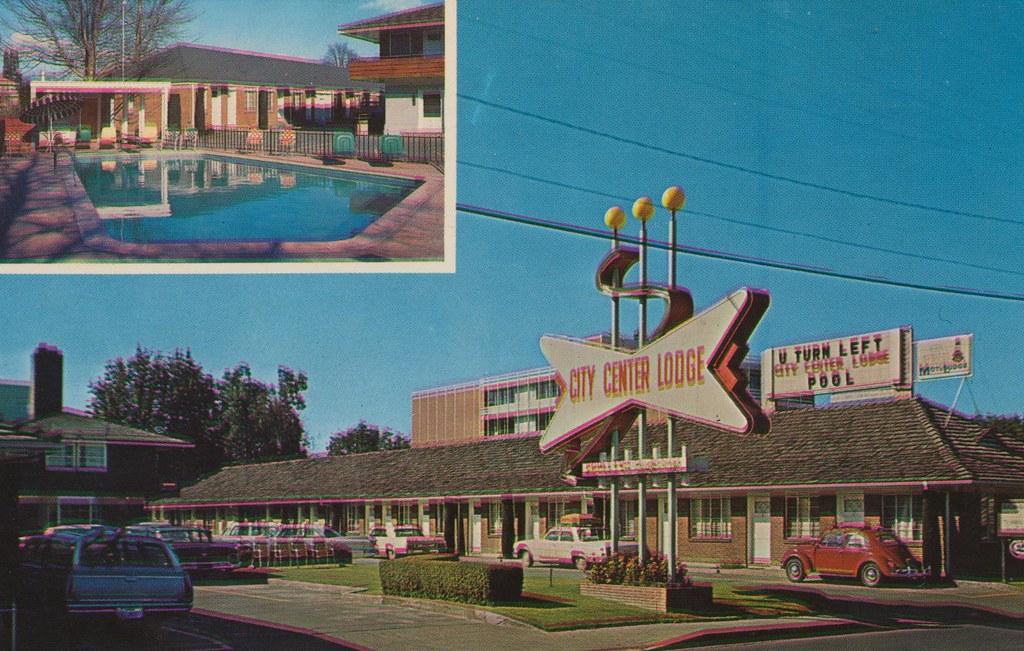 The Cardboard America Motel Archive City Center Lodge