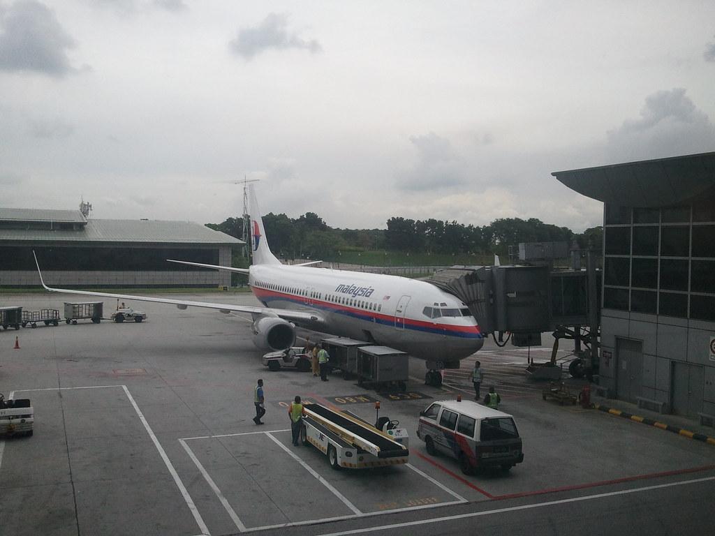 White apron malaysia -  Malaysia Airlines Flight Mh 1446 From Kuala Lumpur Kul Langkawi Lgk