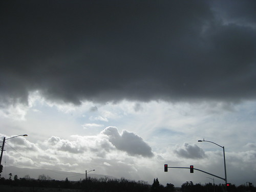 Under A Thick Cumulus Cloud; There's Always A Silver Lining (1-21-12) | by 54StorminWillyGJ54