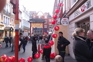 Raise the Red Lanterns - Chinatown, London | by The Green Odyssey