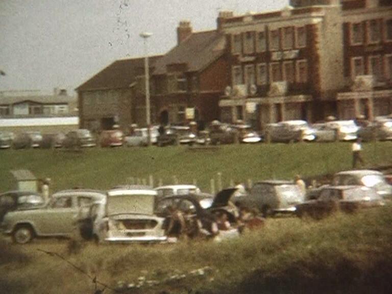 Fleetwood car park