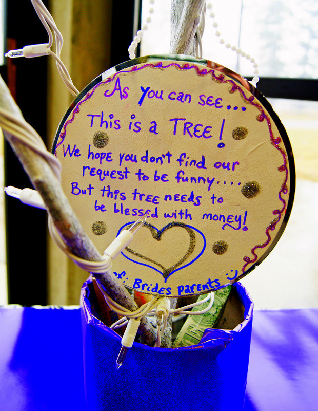 wedding money tree poem lucky wishing | beegees74 | Flickr