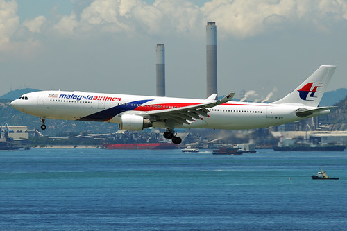 Malaysia Airlines Airbus A330-323 9M-MTC  MSN 1229 | by Jimmy LWH