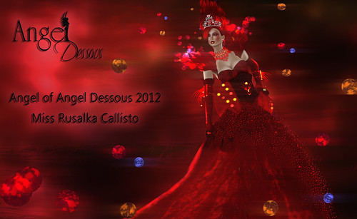Angel Dessous of Angel Dessous 2012 ~Rusalka Callisto~ | by Nando Korobase