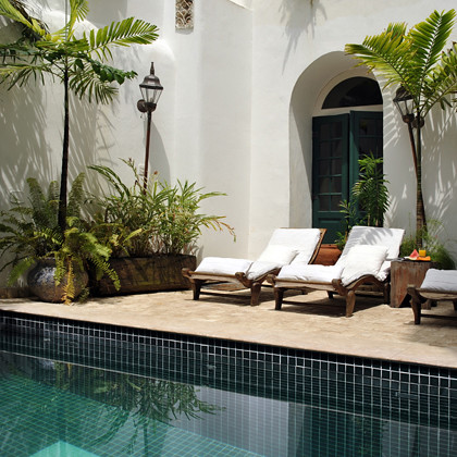 La Villa Bahia Boutique Hotel Pool, Salvador, Bahia, Brazil - Intelligent Travel Solutions | by Intelligent Travel Solutions