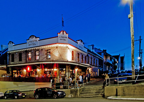 The London Hotel Balmain Sydney For More Than 140