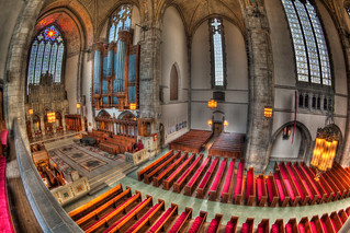 Rockefeller Chapel from the Wings | by Chris Smith/Out of Chicago