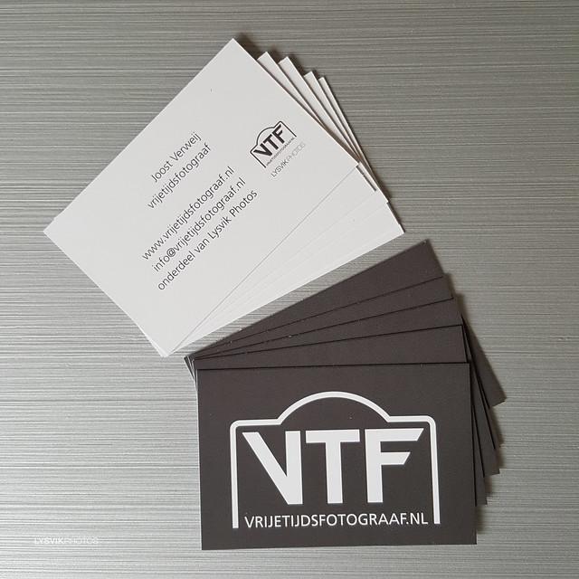 Visitekaartje VTF