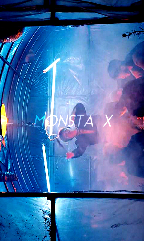 Monsta X The Clan Wallpaper Take With Full Credits Sixe 48 Flickr