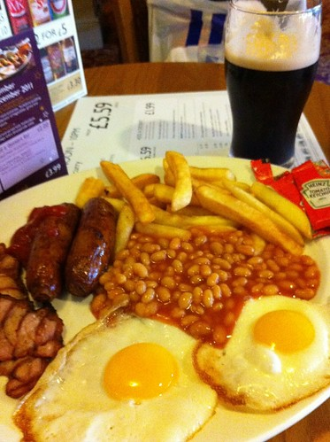 Lunch at The Field Office: Catford Wetherspoon's Edition | by chimpomatic