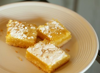 Lemon Bars | by niftyfoodie