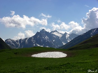 Printemps au col du glandon - Steve.© - | by Steve-©-foto
