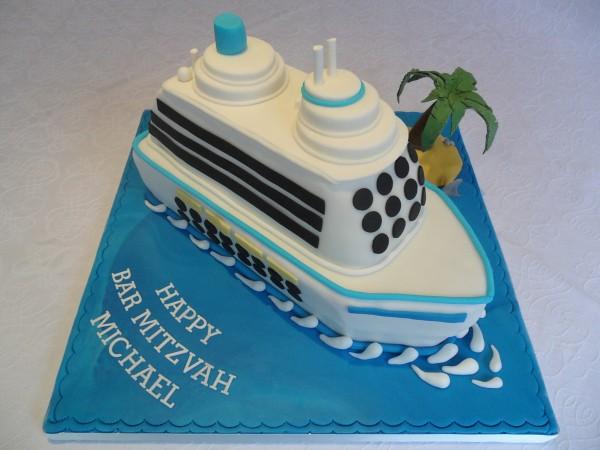Cruise Ship Cake By Fancycakesbyrachelcouk Fancy Cakes By - Cruise ship cake