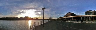 georgetown waterfront park panorama | by jim_malone
