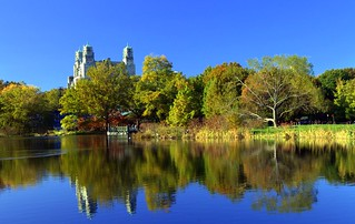 Turtle Pond..Central Park..NYC | by halmar1