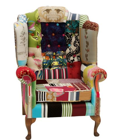 Charmant ... Mad Hatter Chair 3 | By Curated