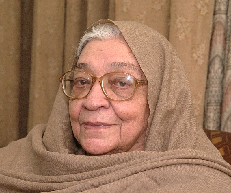 Grande Dame of Hindi Literature Krishna Sobti Wins 2017