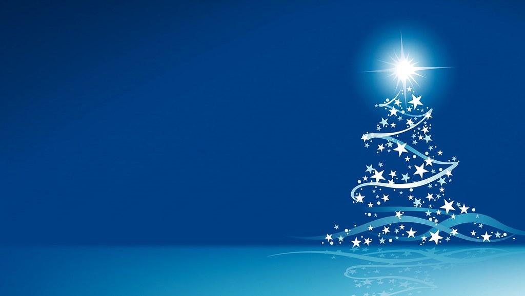 a blue christmas wallpaper christmas screensavers and christmas wallpapers by free screensavers
