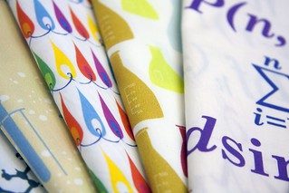 Science Fabric Bundle | by Spoonflower Fabrics