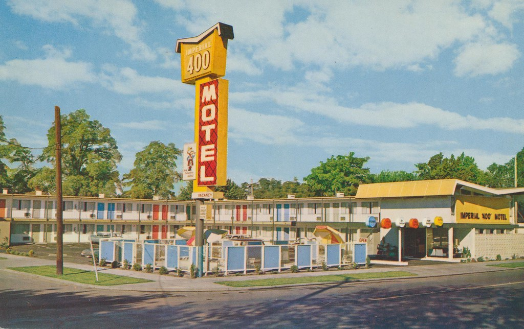 Imperial '400' Motel - Walla Walla, Washington