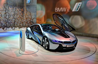 BMW i8 Concept Car | by Matthias Harbers