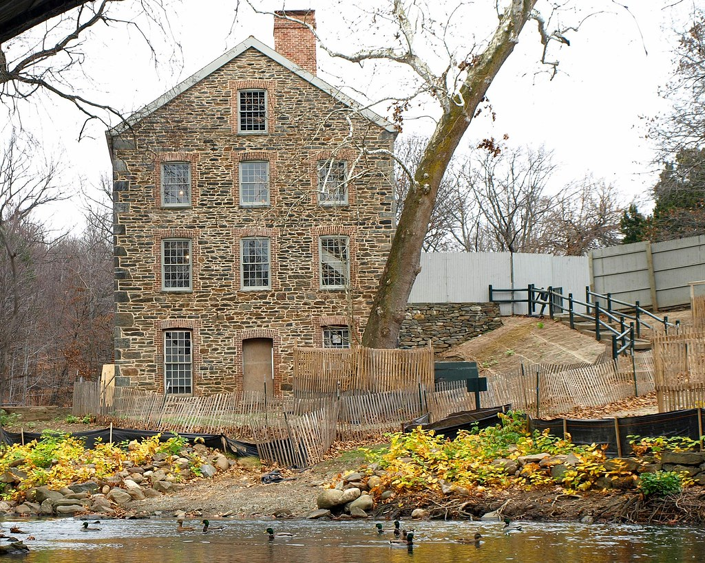 The Lillian and Amy Goldman Stone Mill Restoration, Bronx … | Flickr