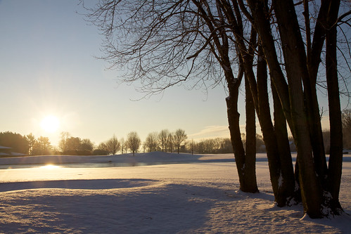 Par 3 with a Snow Trap | by giantmike