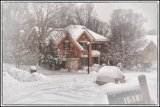 HDR Snow Scene | by Kenneth C. Paige