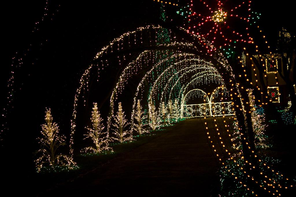 Christmas Lights Spectacular II | A really impressive Christ… | Flickr