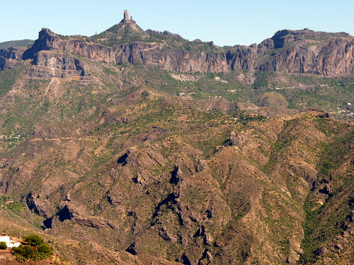 Gran Canaria - Roque Nublo In the Winter Seen from Artenara | by elsua