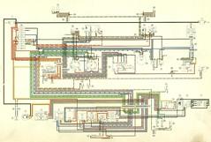 1971 porsche 911 wiring diagram 2 1971 porsche 911 wiring flickr rh flickr com