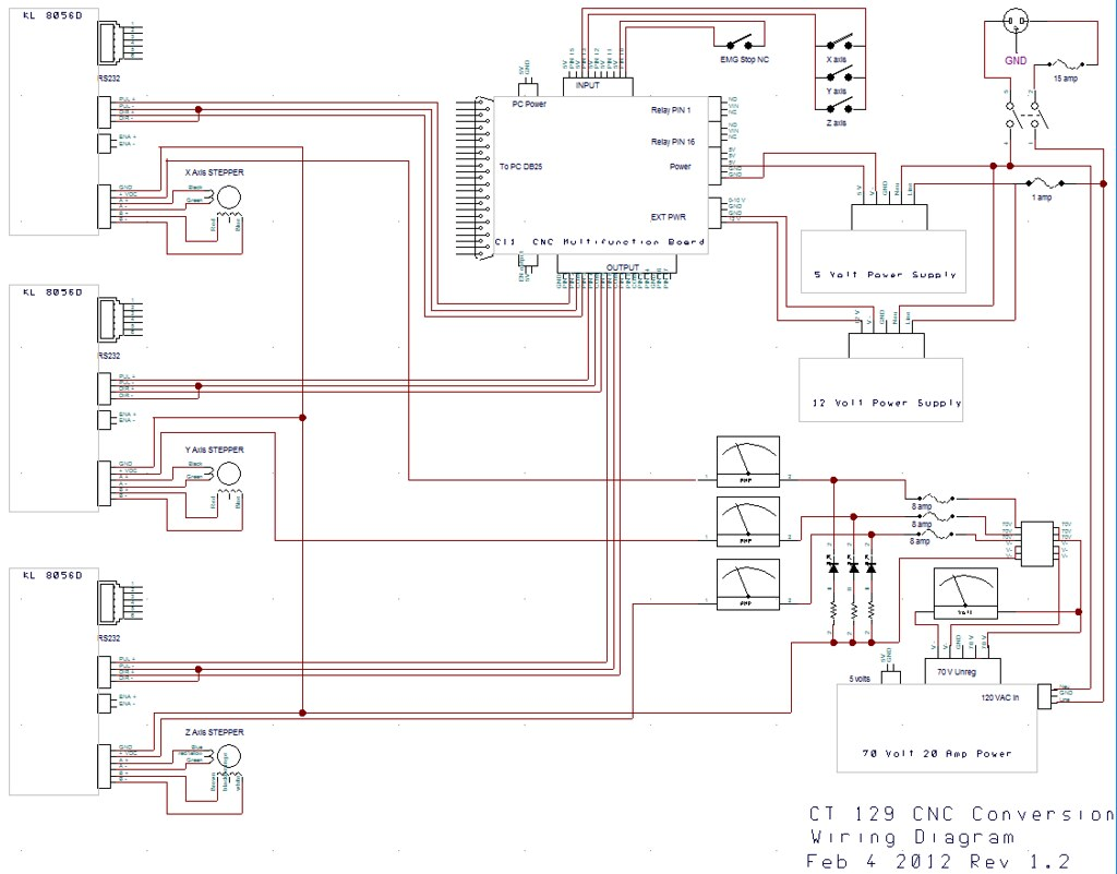 Ct129 Cnc Conversion Wiring Diagram I Have A Few Updates T Flickr Ct By Buhlers World