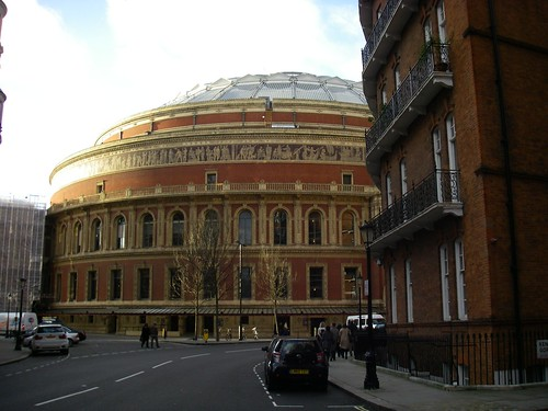 The royal albert hall the royal albert hall flickr for Door 8 royal albert hall