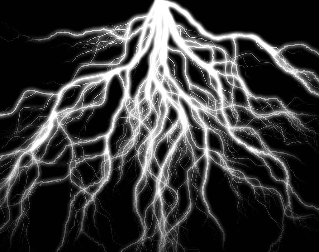 lightning template flipped horizontally flipped template o flickr