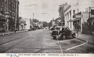Main Street Northport in August of 1943 | by bellrich1941