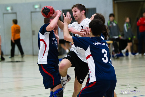 Handball: TSV 1887 Wuppertal 1M vs. Velberter SG 2M | by SH Photography .de