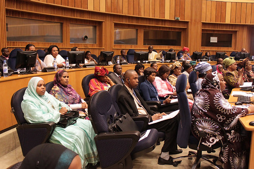 First Ladies Meeting 30 January 2012_008 | by AUCommission
