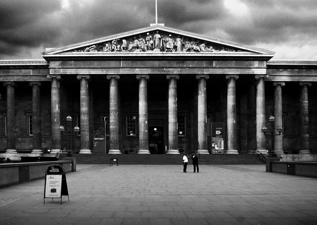 british museum sir robert smirke s neo classical british m flickr