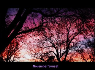 Sunset 11-30-2011 | by peach41 Blessings
