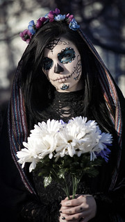 Dia de muertos, day of dead. | by Biank Photography