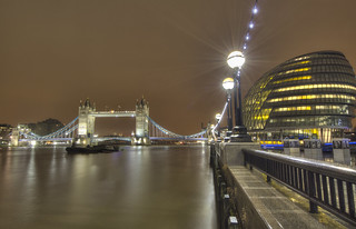 Tower Bridge and City Hall | by Andrew Thomas 73