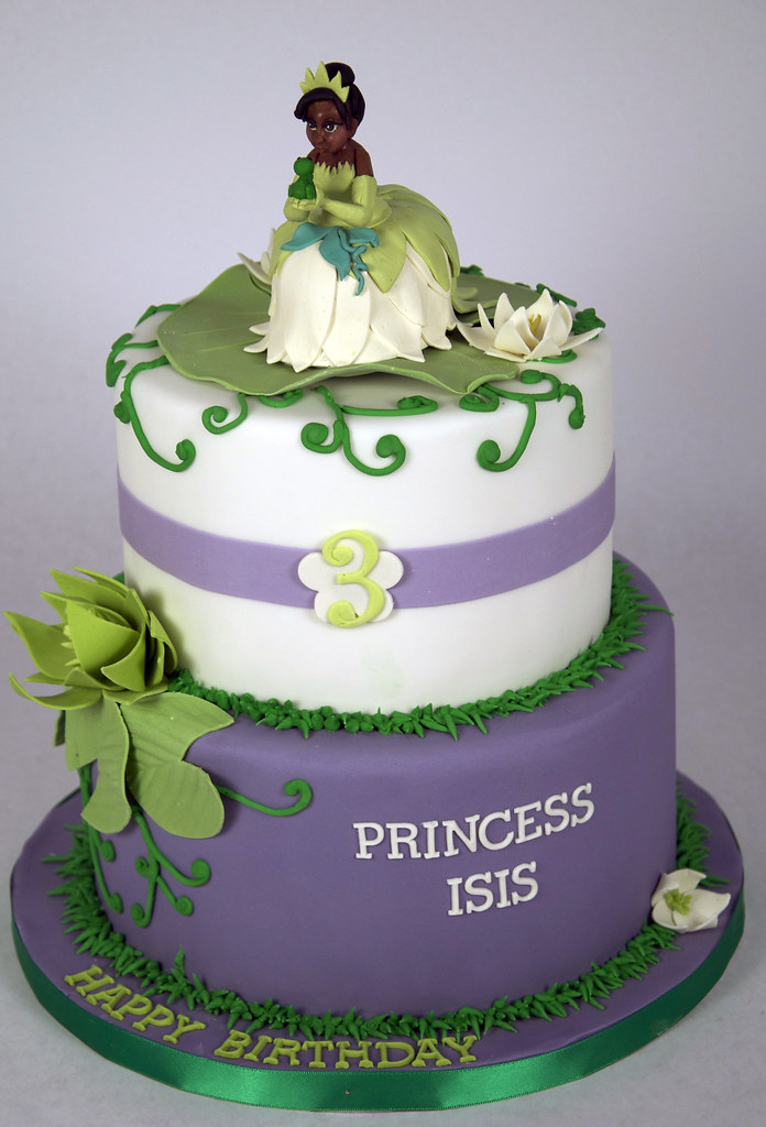 princess and the frog cake toronto A Disney Princess and t Flickr