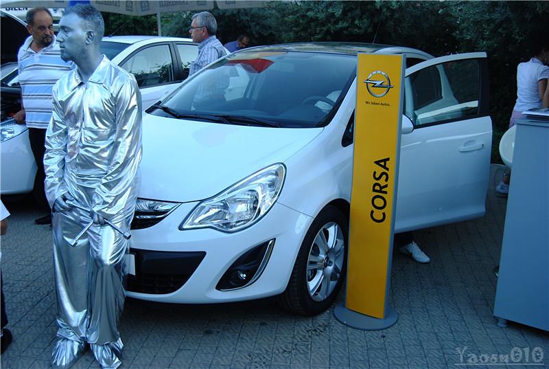 2011 Opel Corsa The Opel Corsas Makeover Continues Follo Flickr